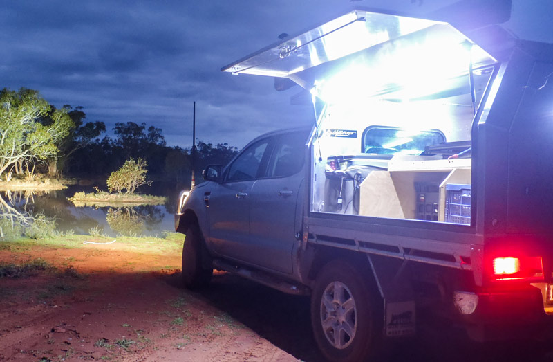 ROK Utility Lights Ute