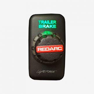SWITCH INSERT TO SUIT REDARC TOW-PRO™ REMOTE HEAD CONTROLLER WITH DIAL