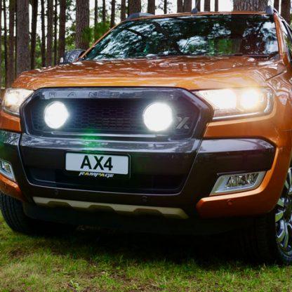 X Grille for Ford Ranger