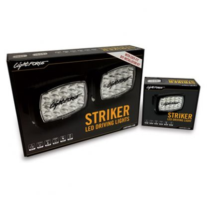 Striker LEDs Packaged