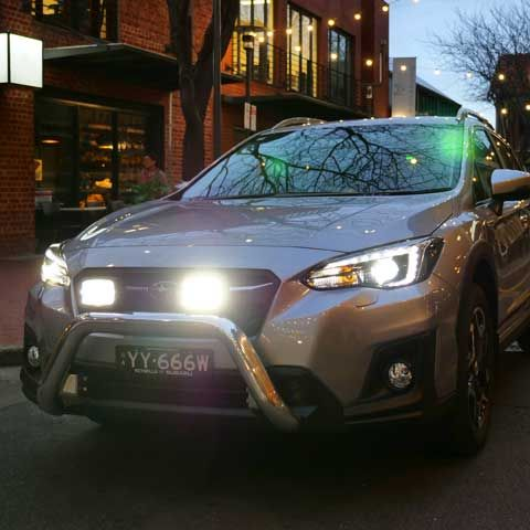 Striker LED Driving Lights - Includes Bonus Harness